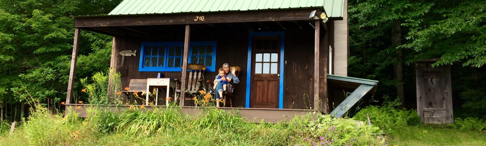 Retreat Cabin at East View Farm