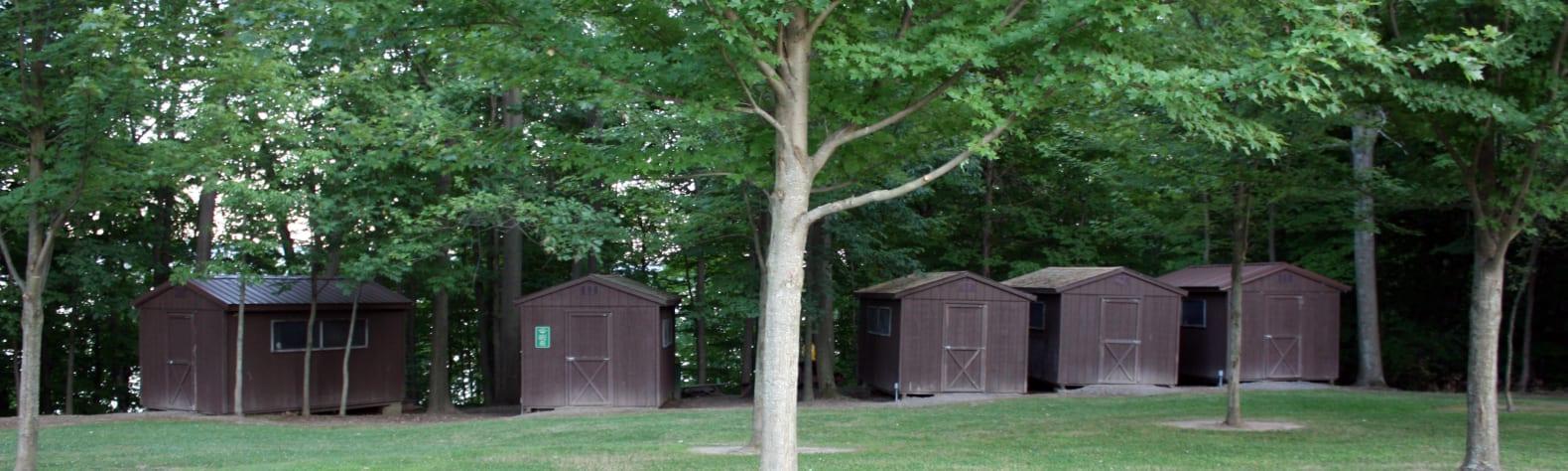 Camp Whitman on Seneca Lake