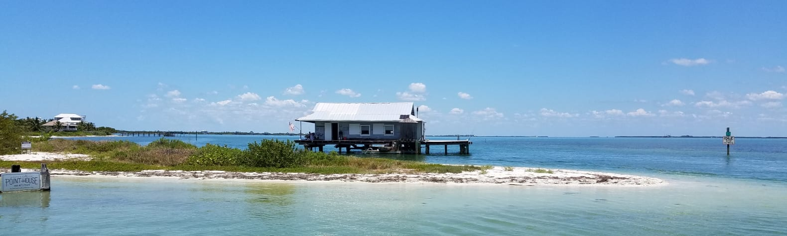 Barrier island retreat