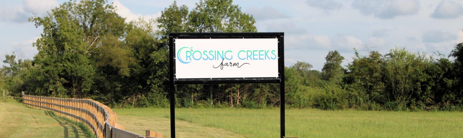 Crossing Creeks Farm Campsite