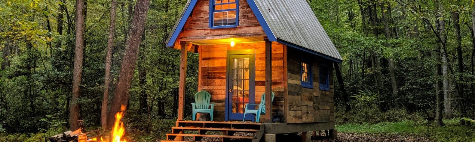 Tiny House in Happy Valley