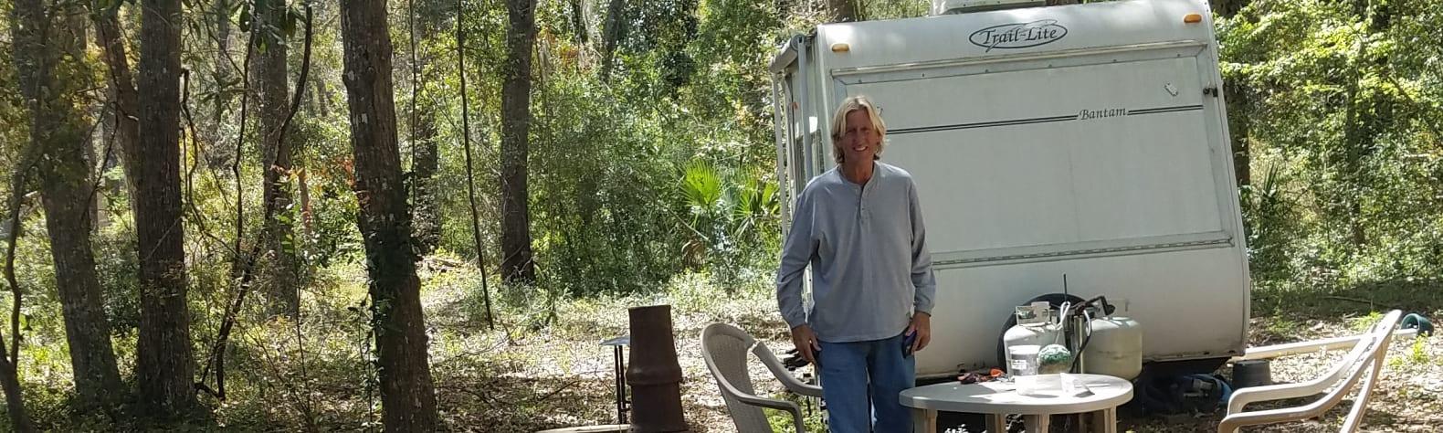 Minerva's Treasure RV,Tent Camp