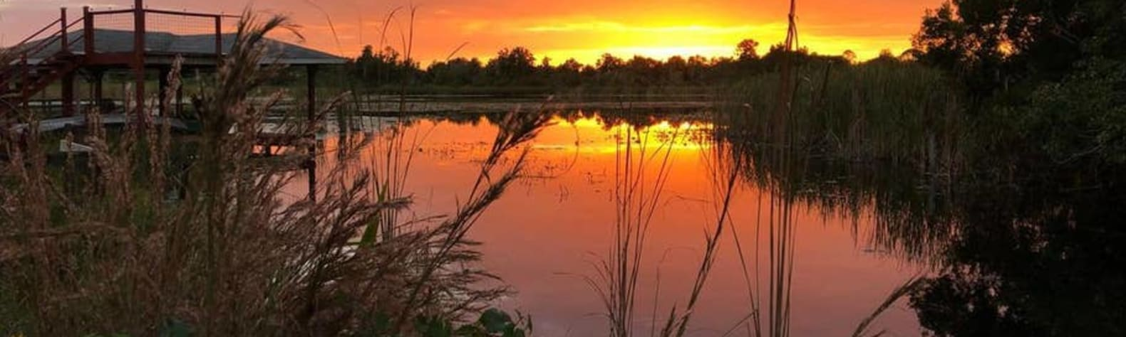 Lake Huntley Oasis