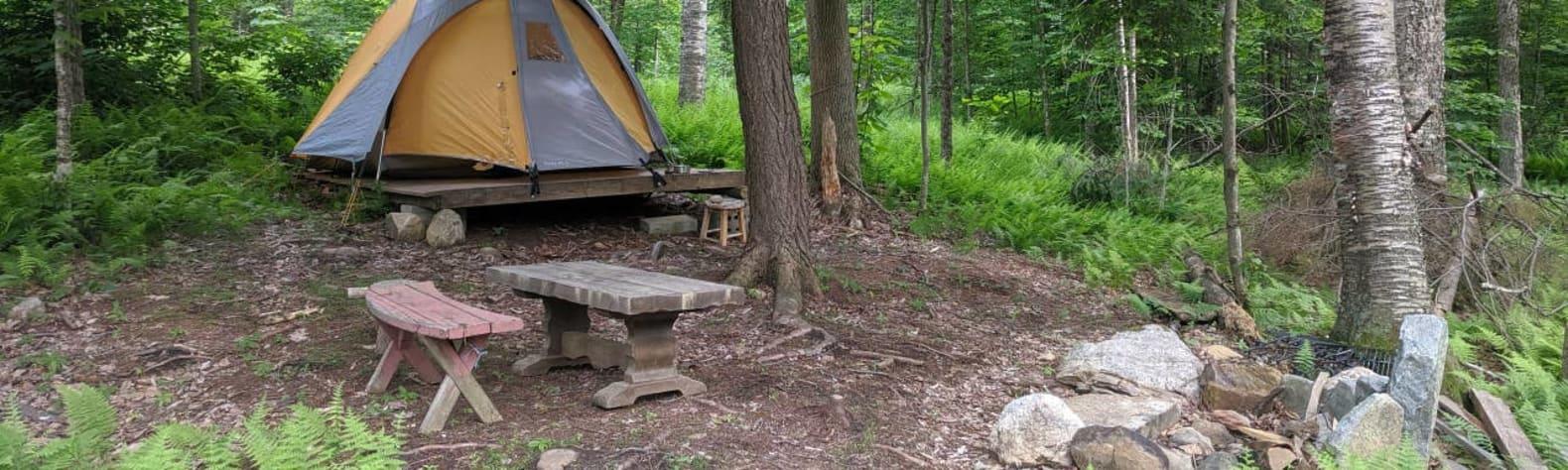 New England Hilltown Retreat