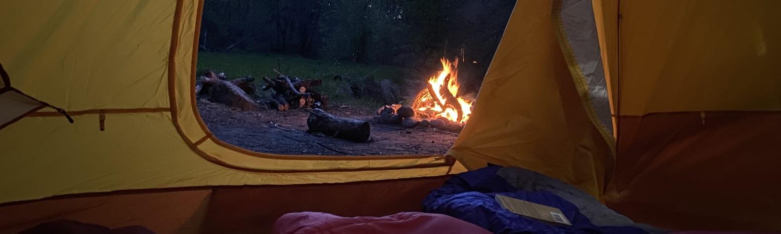 Prairie Creek Forest Campground
