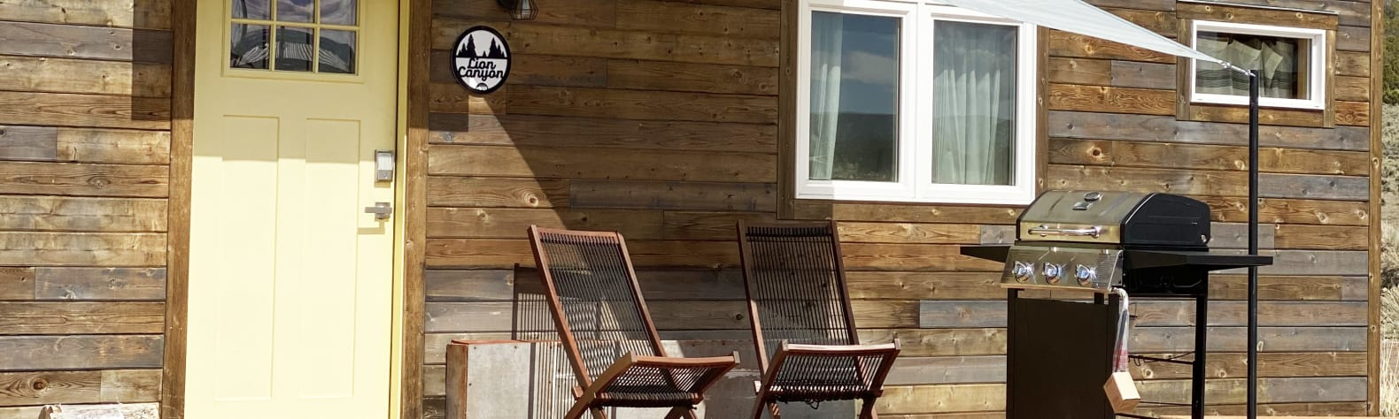Trail and Hitch Tiny Home Hotel