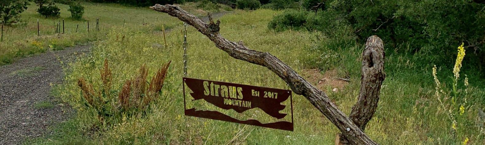 Straus Mountain