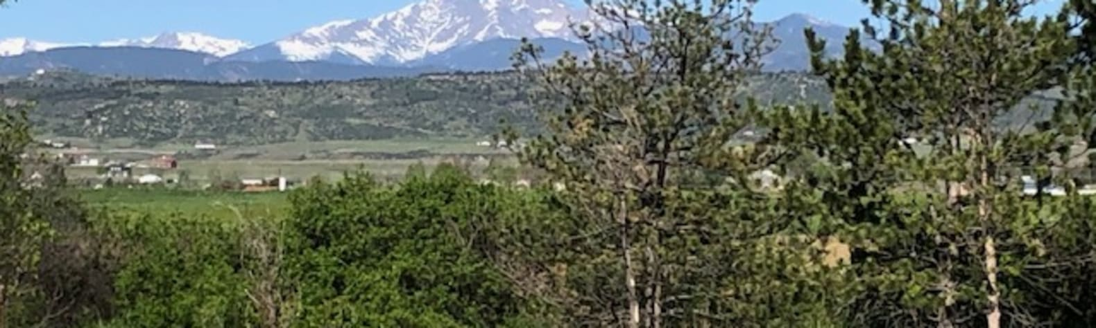 Colorado Farm with Views