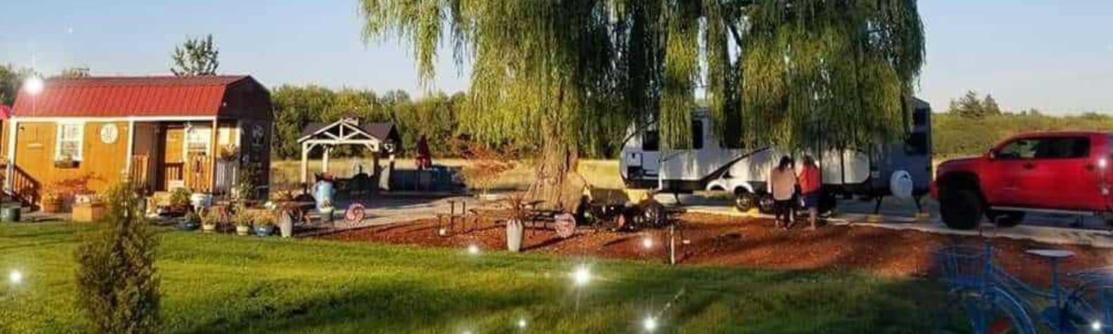 Miranda's Farm and recreation