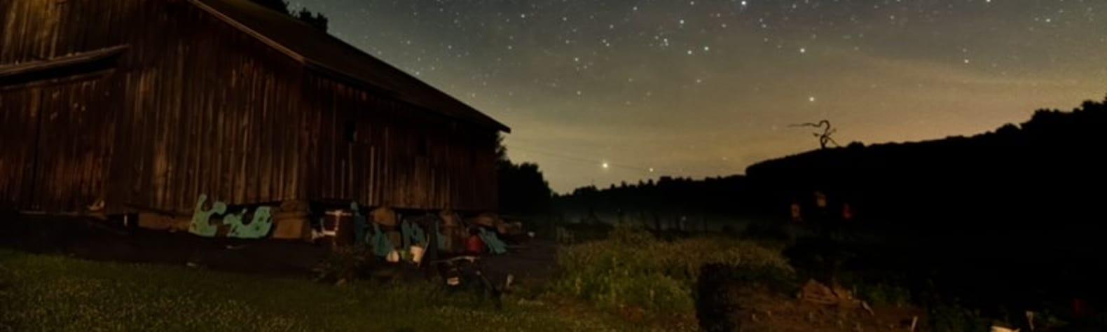 Stargazing Field at Olga Farm