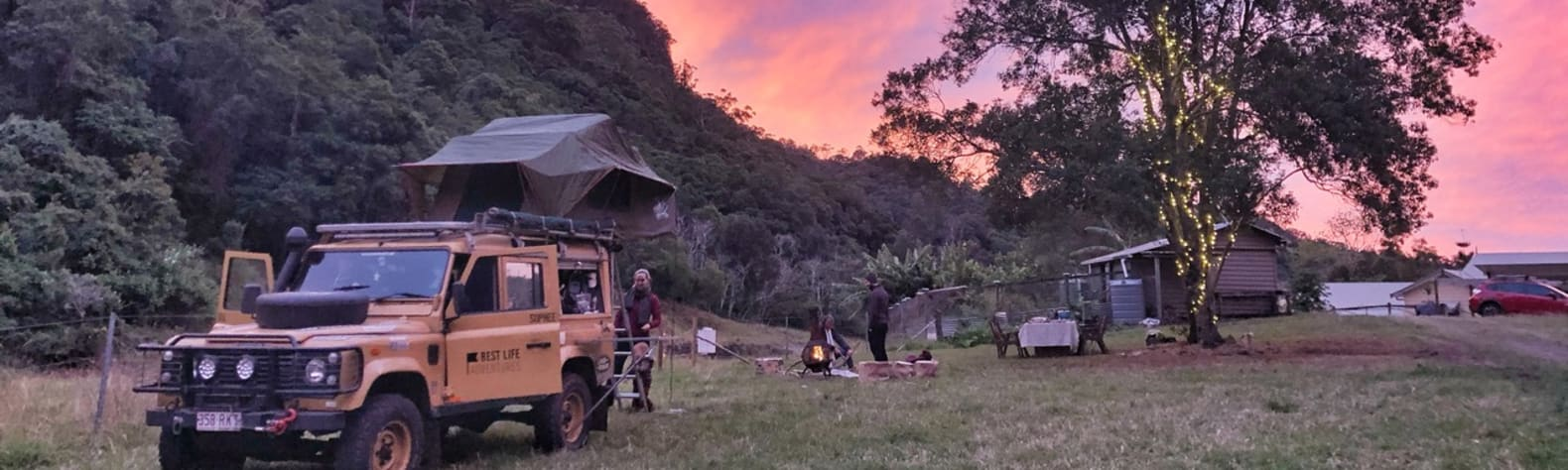 Jandarra, Tallebudgera Valley