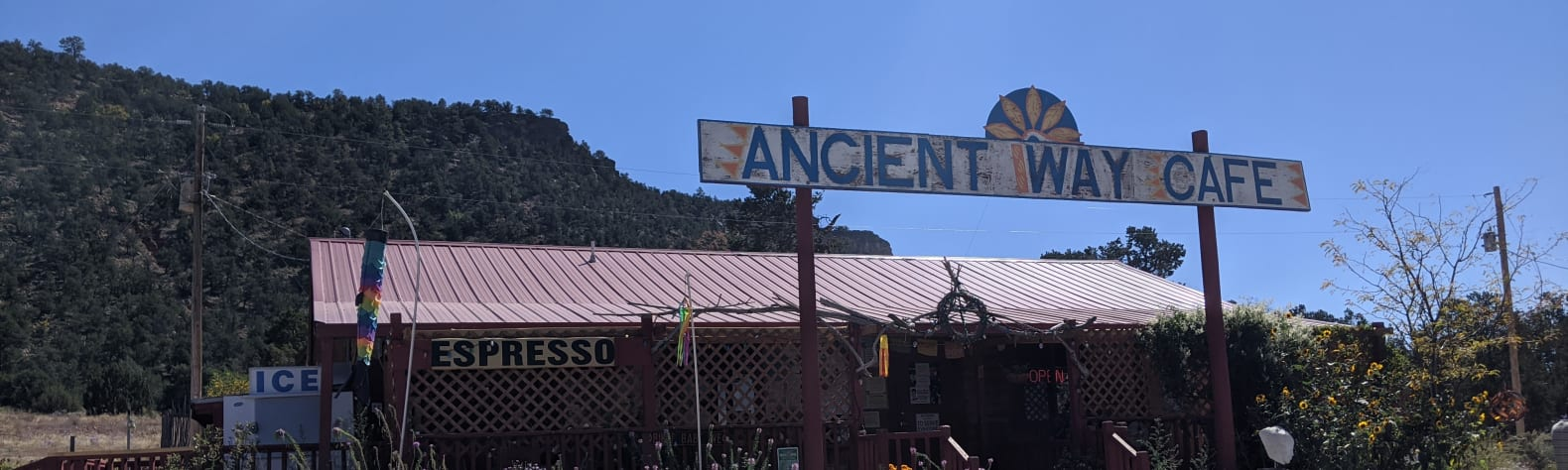 High Spirits Desert Camp