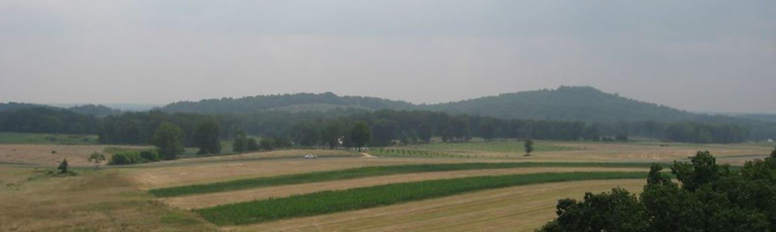 Battle Hill National Historic Site