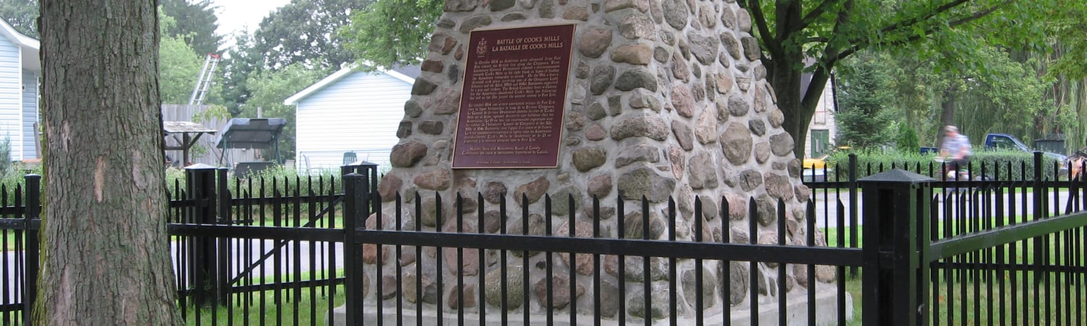 Battle of Cook's Mills National Historic Site