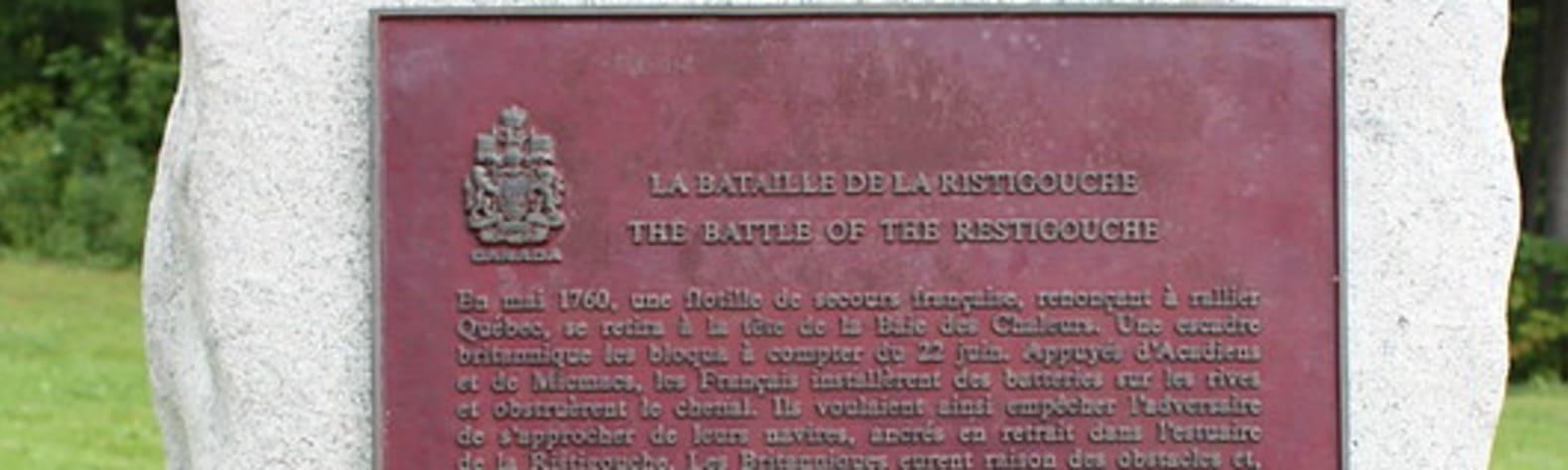 Battle of Restigouche National Historic Site