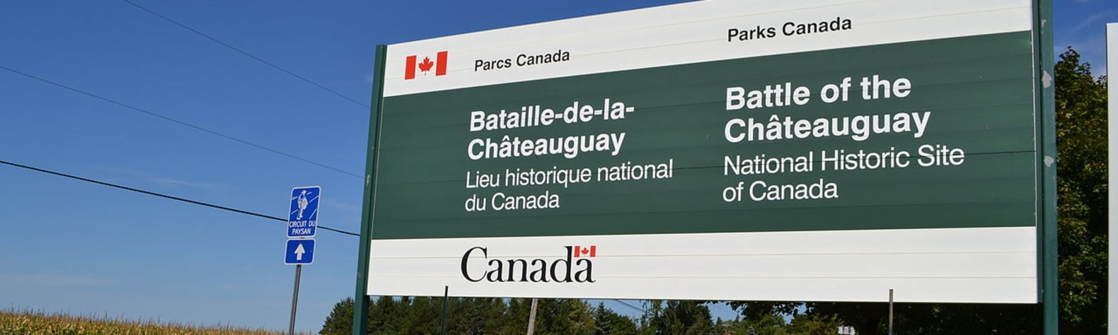Battle of the Châteauguay National Historic Site