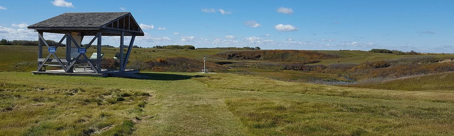 Battle of Tourond's Coulee / Fish Creek National Historic Site