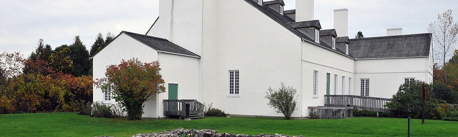 Forges du Saint-Maurice National Historic Site