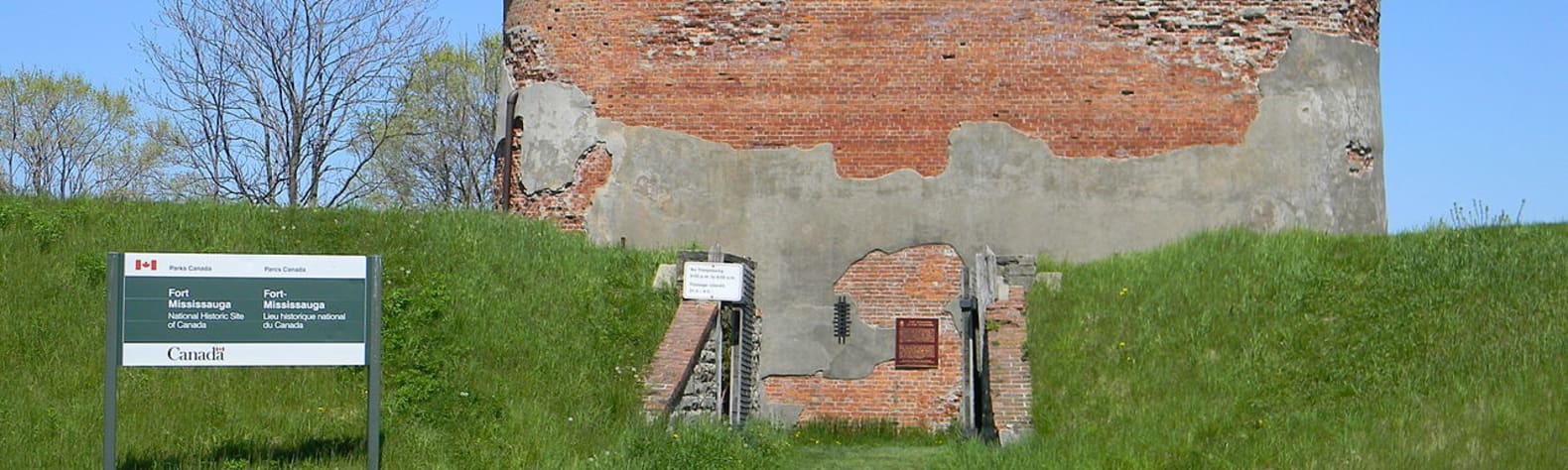 Fort Mississauga National Historic Site