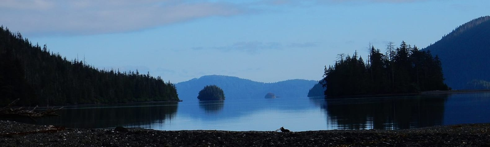 Gwaii Haanas National Marine Conservation Area Reserve and Haida Heritage Site