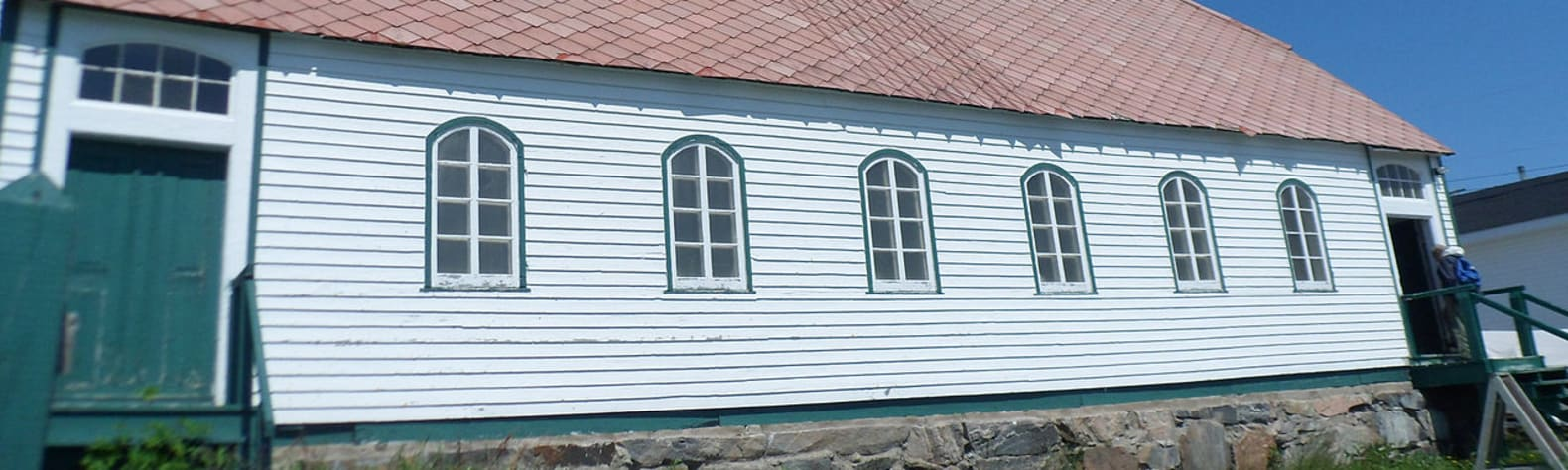 Hopedale Mission National Historic Site