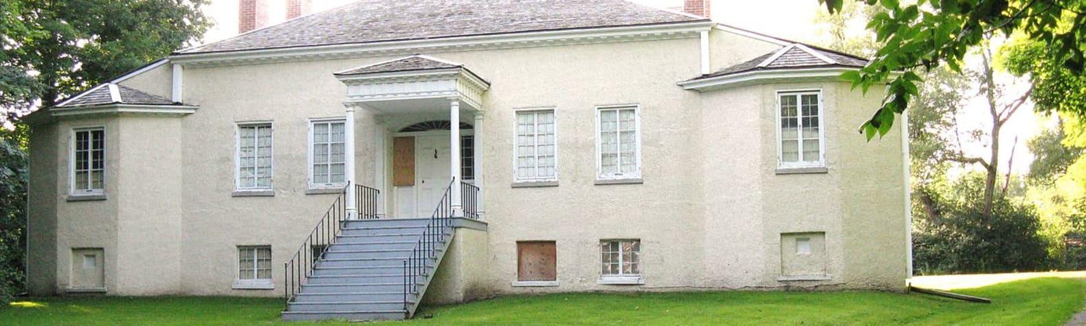 Inverarden House National Historic Site