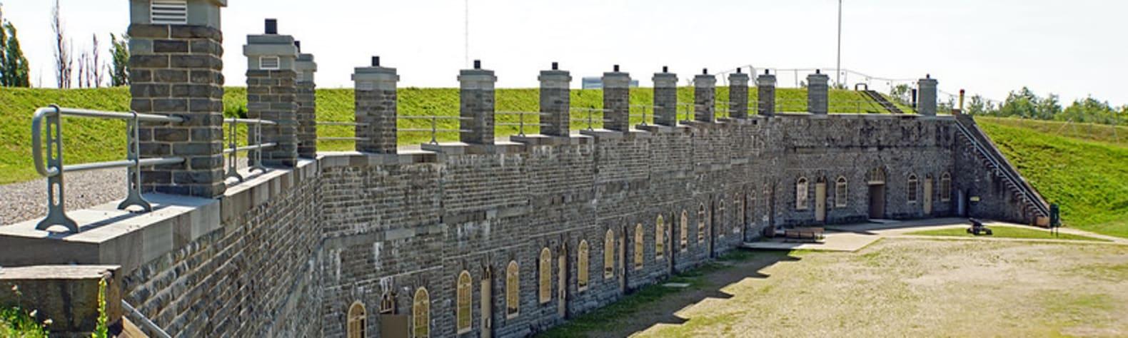 Lévis Forts National Historic Site