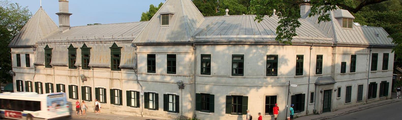 Québec Garrison Club National Historic Site
