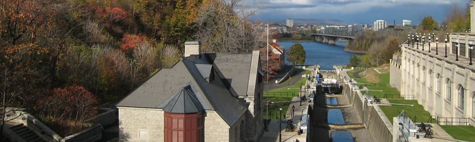 Rideau Canal National Historic Site