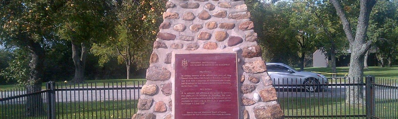 Ridgeway Battlefield National Historic Site