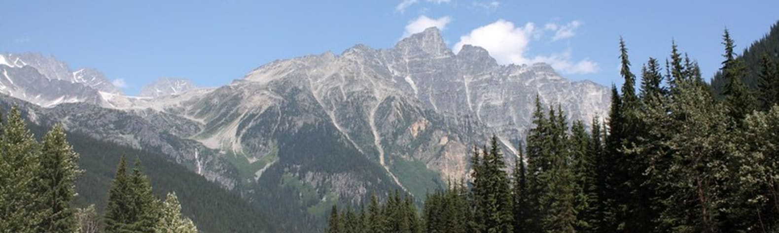 Rogers Pass National Historic Site
