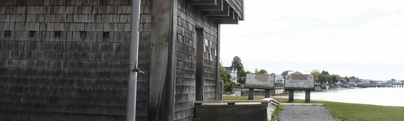 St. Andrew's Blockhouse National Historic Site
