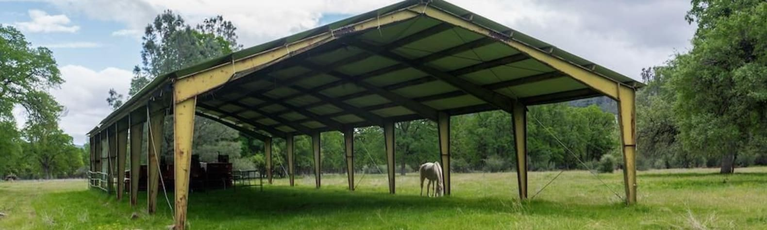 Morning Star Ranch Roofed Group