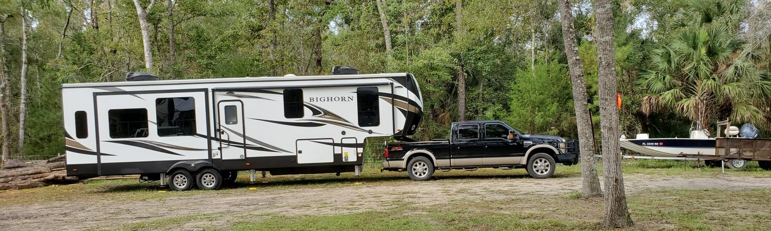 S & D's campsites