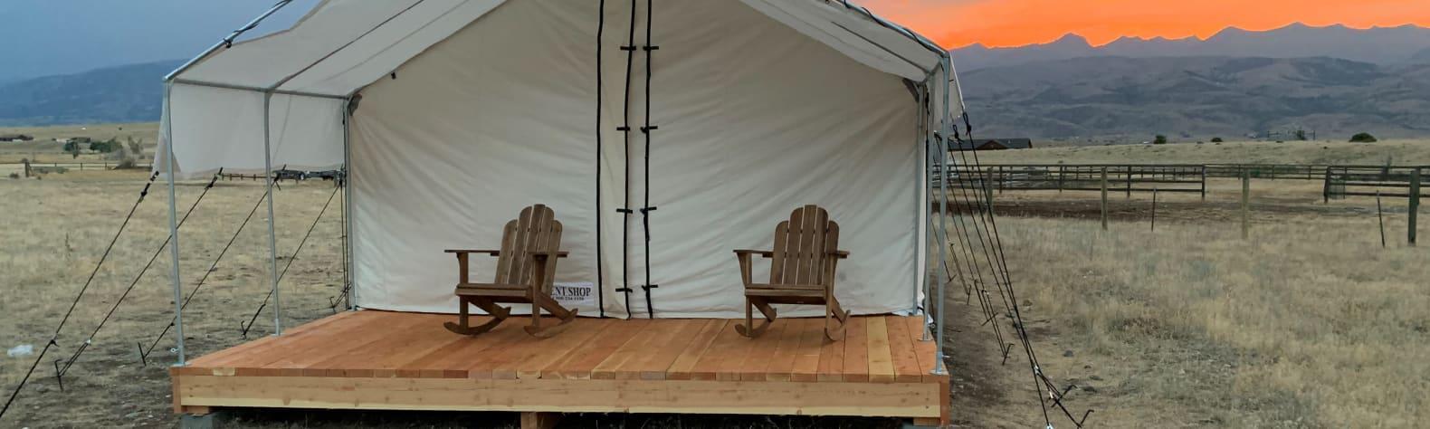 Yellowstone Dreamin Camp