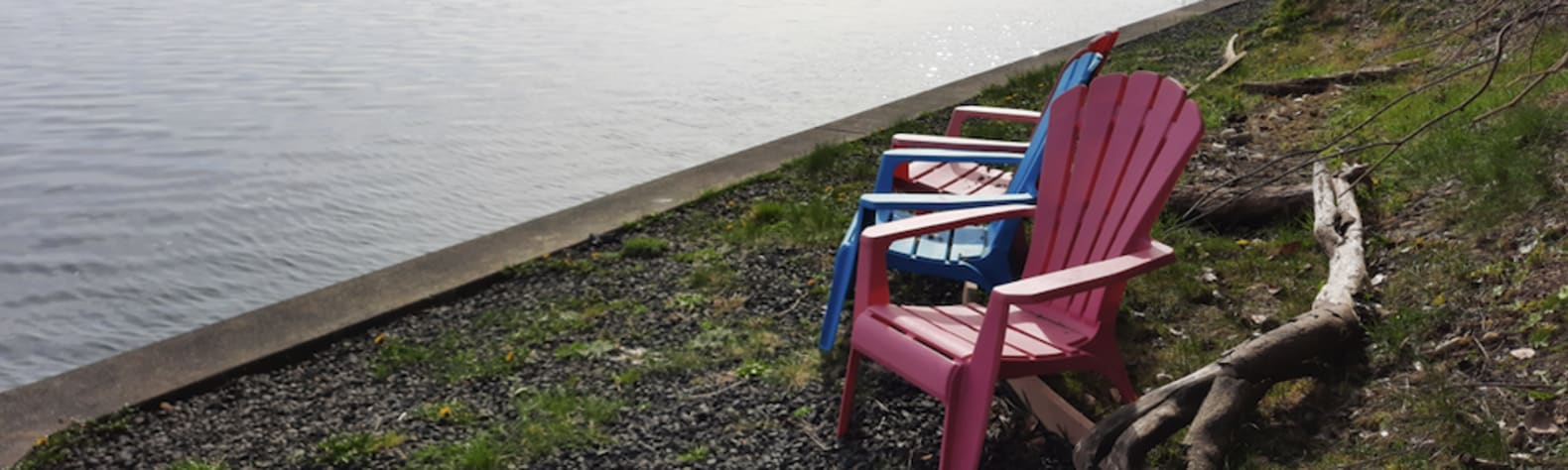 Serenity on Harstine Island!
