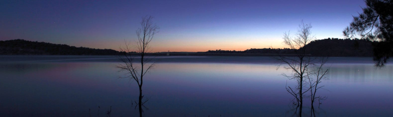 Lake Glenbawn State Park