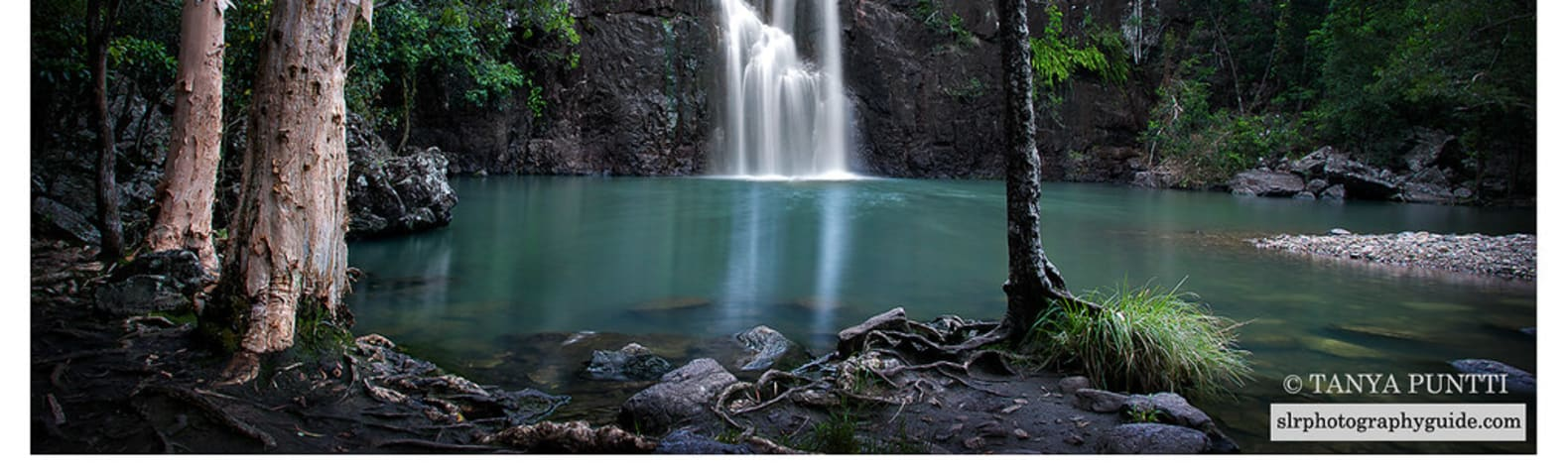 Cedar Creek Falls Camp