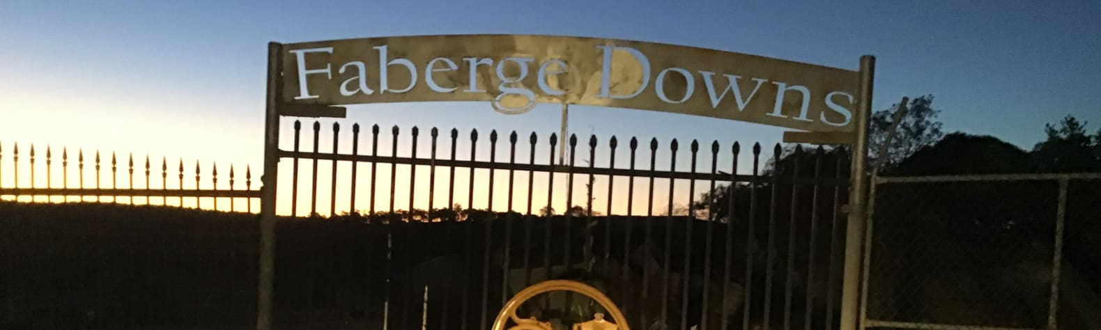Faberge Downs
