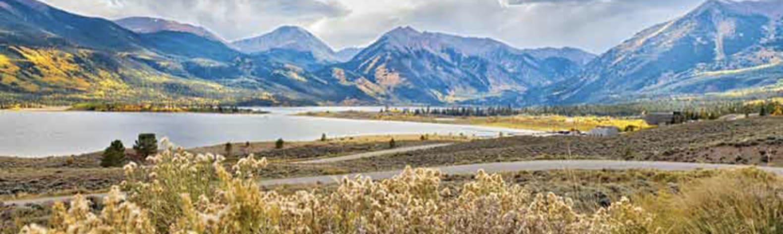 Lake Majestic - Nature