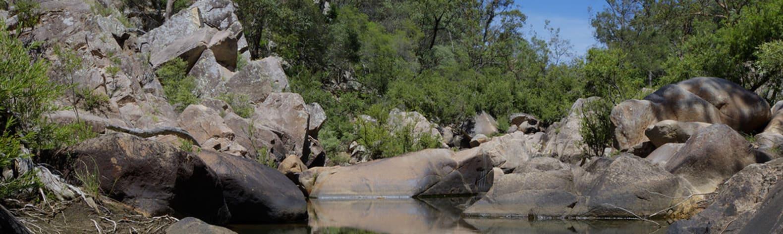 Crows Nest National Park