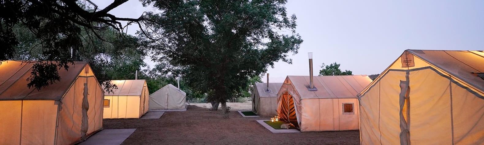 Aravada Springs Desert Oasis