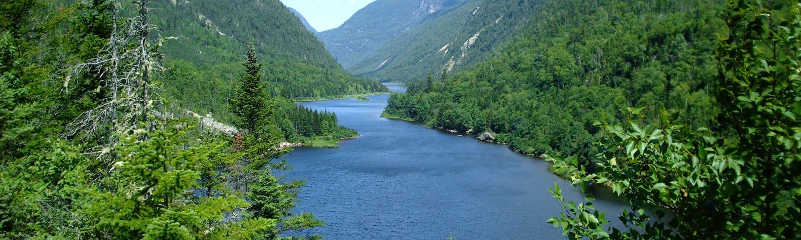 Hautes-Gorges-de-la-Rivière-Malbaie National Park
