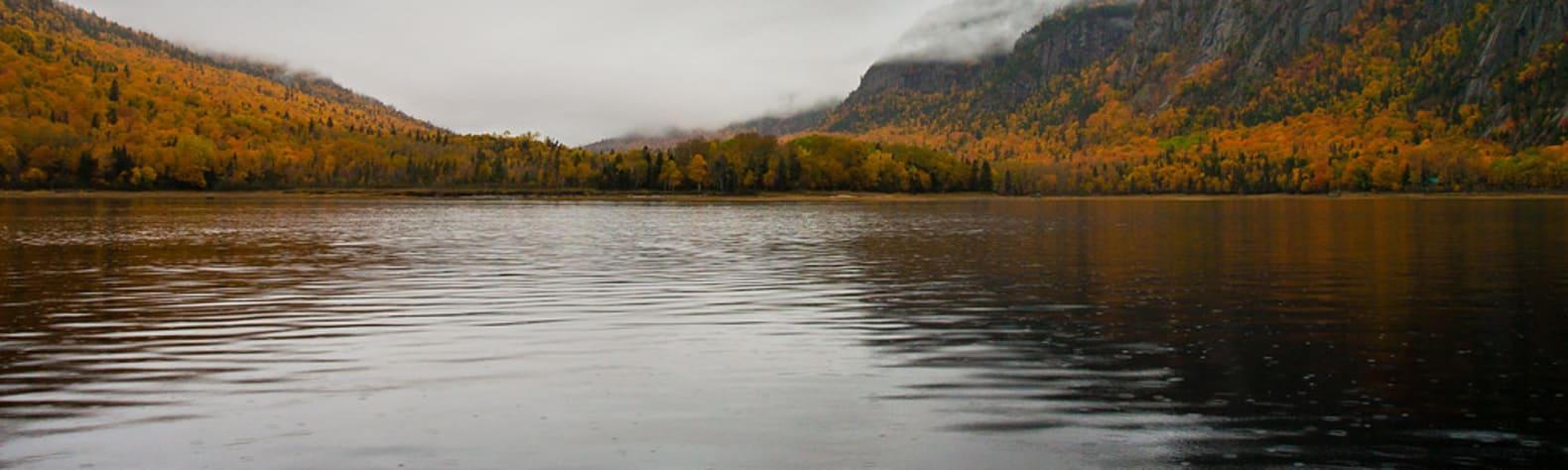 Saguenay Fjord National Park
