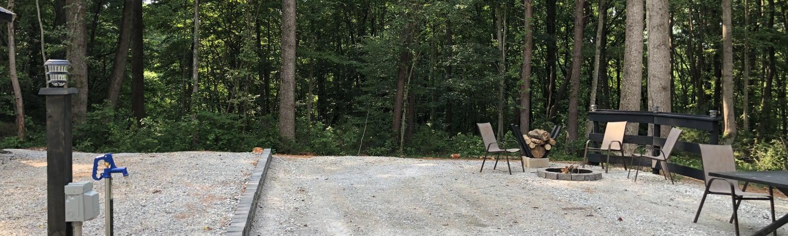 Cedar Loop Campsite
