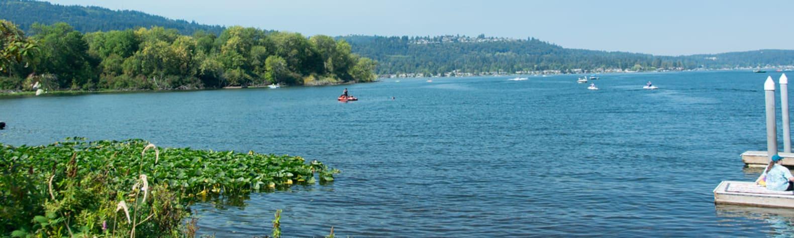 Lake Sammamish State Park