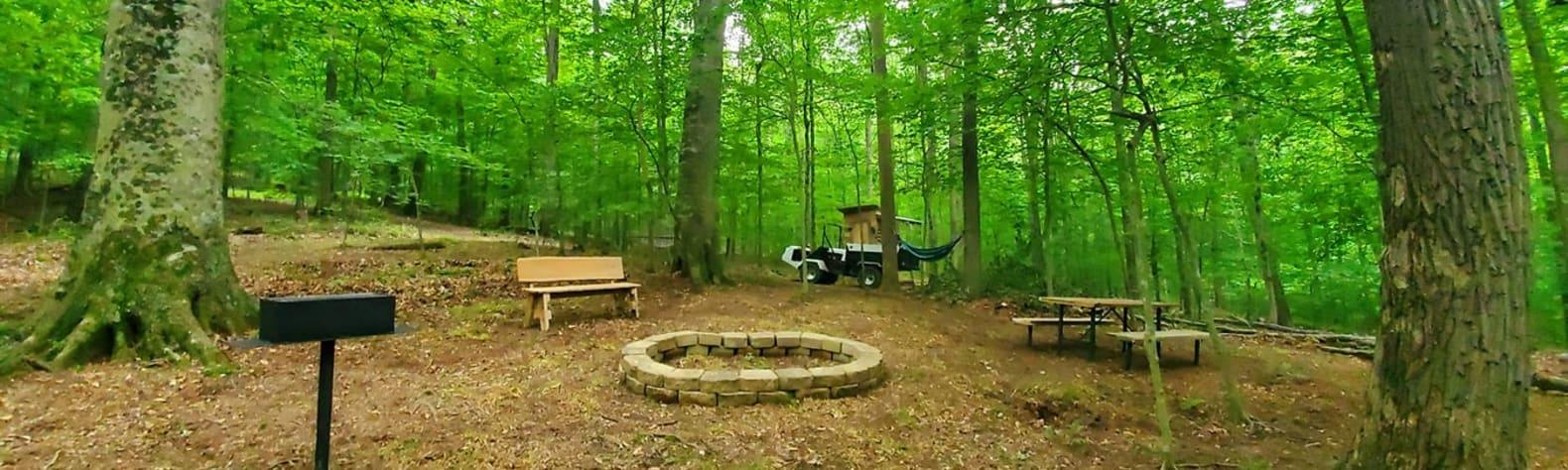 Cabin Ridge Camp