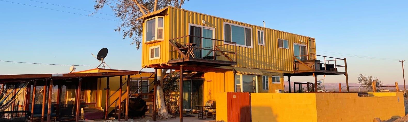 Joshua Tree Container Resort