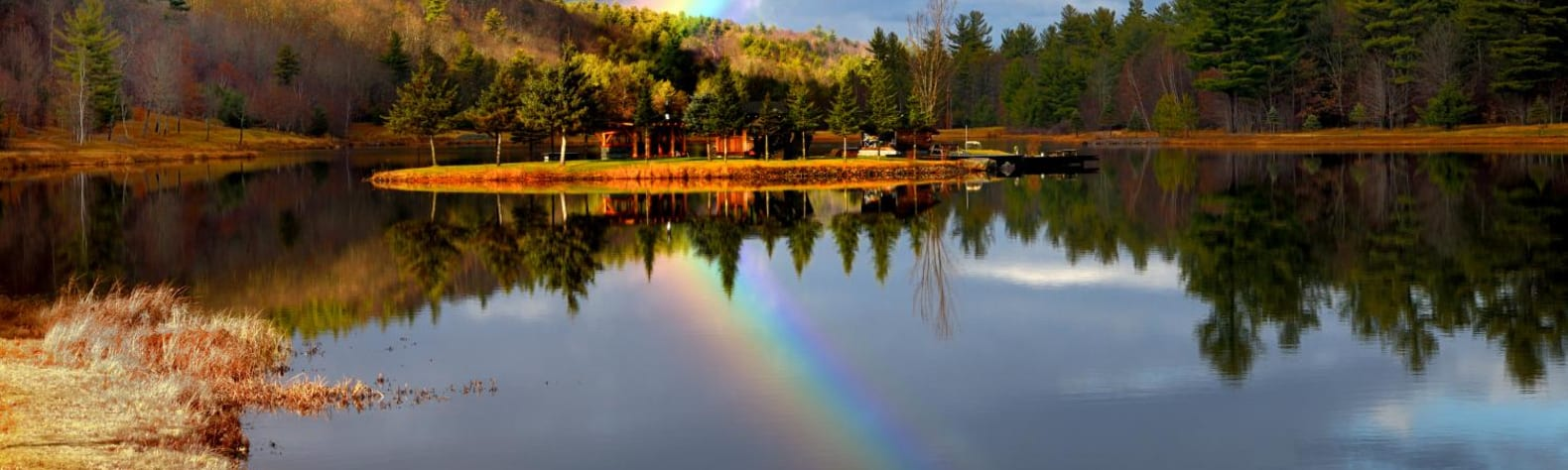 Paradise in the Adirondacks