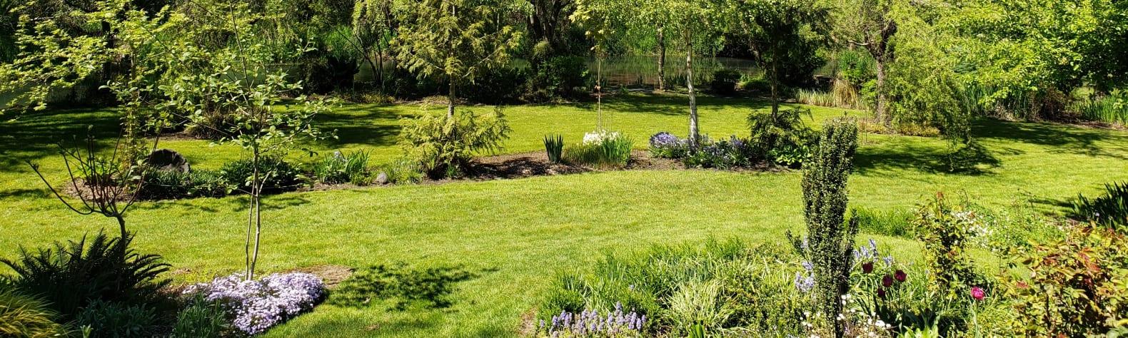 Garden  Zen Camping